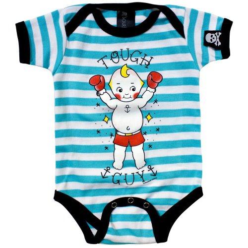 Six Bunnies - Grenouillère - Bébé (garçon) 0 à 24 mois bleu 12-18 mois