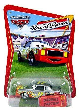 Disney Pixar Cars Race O Rama DARRELL CARTRIP [Toy] by Disney