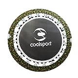 Usato Come Nuovo SuperJump AAS Trampolino Elastico CoalSport di Jill Cooper 122 cm Uso Professionale Mimetic