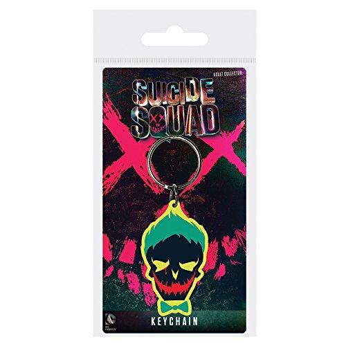 dc-rk38562c-suicide-squad-joker-skull-rubber-keychain