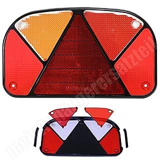 Aspöck Multipoint 2 Lichtscheibe Ersatzglas 18-8470-007