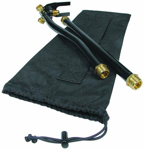 Preisvergleich Produktbild Camco 51096 Propan Verteilung Post mit Aufbewahrungstasche