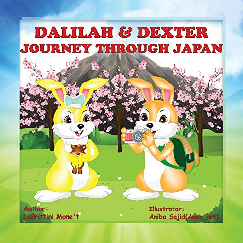 Dalilah & Dexter Journey Through Japan (English Edition)