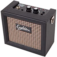 Eagletone de amigos amplificador de guitarra de 1 W Negro