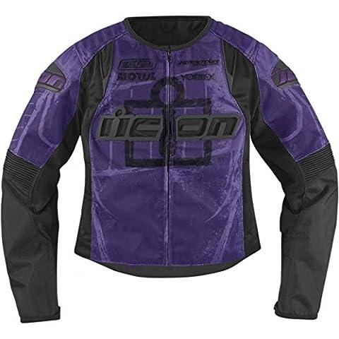 Jacket overlord woman type 1 xxl purple - 2822-0463 - Icon 28220463