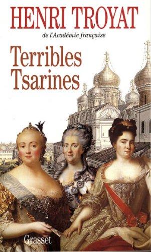 En ligne téléchargement gratuit Terribles tsarines (essai français) pdf epub