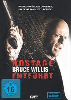 Hostage - Entführt [2 DVDs]