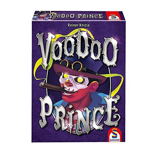 Schmidt Spiele 75049 Voodoo Prince, Kartenspiel