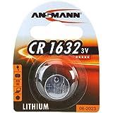 ANSMANN 1516-0004 Knofpzelle batterie Lithium CR 1632 - 3V