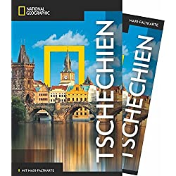 NATIONAL GEOGRAPHIC Reiseführer Tschechien: Das ultimative Reisehandbuch mit über 500 Adressen und praktischer Faltkarte zum Herausnehmen für alle Traveler. (NG_Traveller)