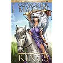 George R.R. Martin's A Clash Of Kings: The Comic Book #7