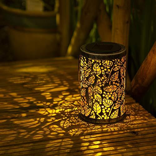 Garden Mile groß 50cm Edelstahl Hurricane Kerze Laternen Chrom & Glas Wandbehang Kerzenhalter Terrasse stomr Vase Tisch oder Fenster Mittelstück Innen- Außenbereich für Teelichtglas Stumpen und Kirche (Glas-hurricane Kerzen Für)