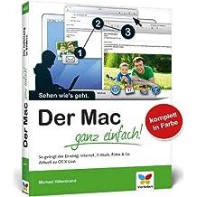Der Mac – ganz einfach: Die Anleitung in Bildern