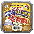 Peanut Butter Delight No Melt Suet For Wild Birds (Pack of 4) by C&S Products by C & S Products Co Inc