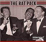 The Rat Pack LP Vinyl Record, Remastered, Feat. Frank Sinatra, Dean Martin & Sammy Davis Jr.