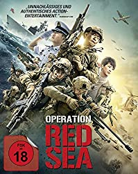 Operation Red Sea - Uncut [Blu-ray]