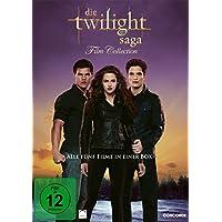 Die Twilight Saga - Film Collection