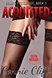 Acquitted (BDSM Student-Professor Adventures) (Dean's Fetish Toy Book 3)