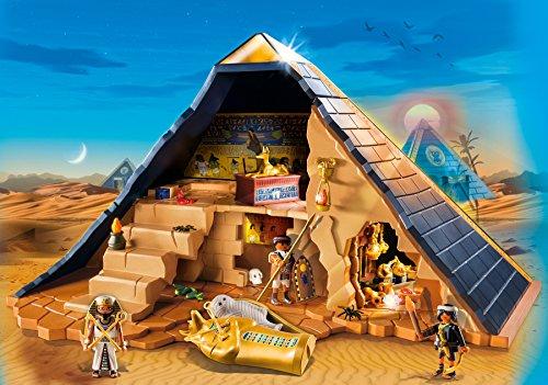 Playmobil   Pirámide del Faraón (5386)