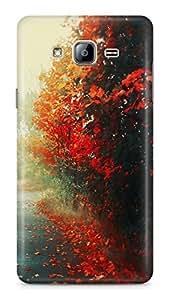 PCM High Quality Printed Designer Polycarbonate Hard Back Cover for Samsung Galaxy J2 2015 SM-J200 / SM-J200G - Matte Finish - Color Warranty- 4544