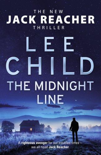 The Midnight Line: (Jack Reacher 22) (Hardcover)
