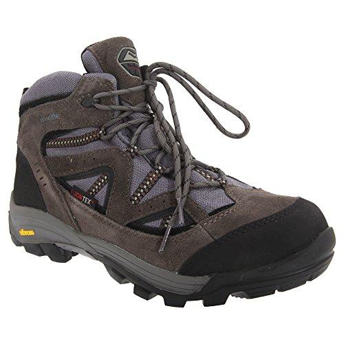 Johnscliffe Dartmoor - Chaussures montantes de randonnée - Homme Gris foncé/Gris
