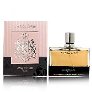 Jacques Fath les Folies Femme/Woman, eau de parfum, flacon vaporisateur, 1er Pack (1x 100ml)