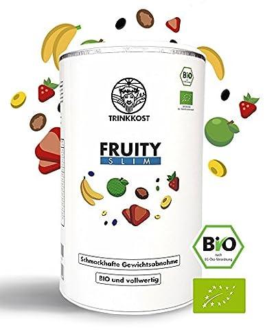 Trinkkost Diät-Shake - über 25 natürliche Zutaten & Superfoods -