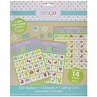 amscan-380060-Babyparty-Bingo-Spiel