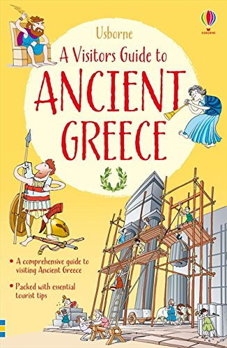 A visitor's guide to ancient Greece (Visitor Guides) por Lesley Sims