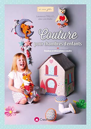 Couture pour chambres d'enfants par Laurence Trilles