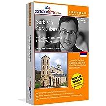 Serbisch-Expresskurs mit Langzeitgedächtnis-Lernmethode von Sprachenlernen24.de: Fit für die Reise nach Serbien. Inkl. Reiseführer. PC CD-ROM + MP3-Audio-CD für Windows 8,7,Vista,XP/Linux/Mac OS X by Sprachenlernen24.de (2014-07-30)