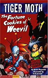 Dung Beetle Bandits, Fortune Cookies of Weevil (Graphic Sparks) (Graphic Fiction: Tiger Moth)
