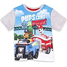 Paw Patrol Jungen T-Shirt 4 Jahre