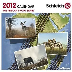 Calendrier 2012 - Calendrier 2012 Schleich