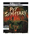 Pet Sematary (30th Anniversary) [Blu-ray] [2019] [Region Free]