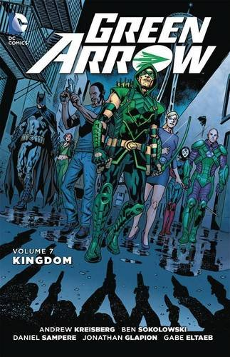 Green Arrow TP Vol 7