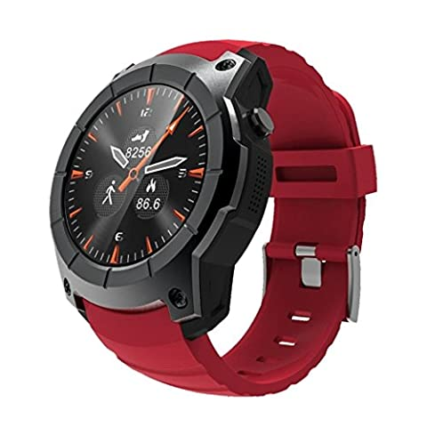 Momola S958 Men's Bluetooth Smart Watch Support GPS,Air Pressure,Call,Heart Rate,Sport