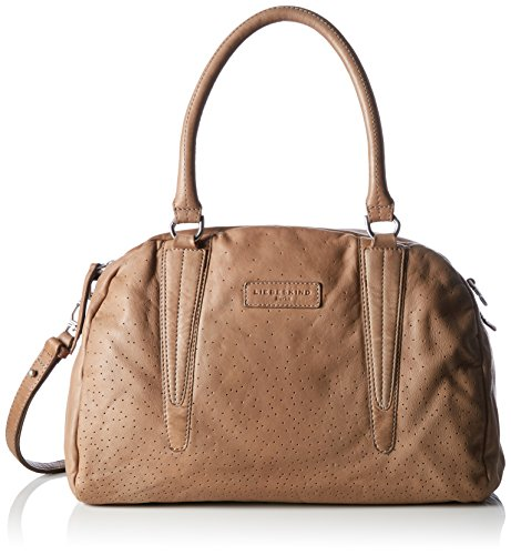 Liebeskind Berlin - Oita Perfor, Borse a Tracolla Donna Beige (Beige (tosa inu brown 8601))