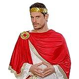 Corona de laurel y cadena dorada romana diosas héroe antiguo tocado reina accesorios cabello