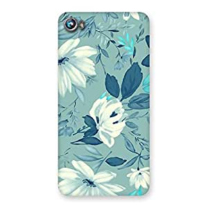 NEO WORLD Flora Summers Back Case Cover for Micromax Canvas Fire 4 A107