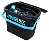 Rinsekit Rinsekit - Portables Spülsystem, mobile Dusche ohne Batterie