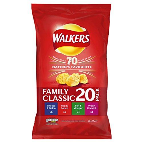 Walkers Variety...