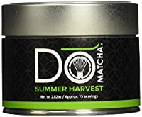 DoMatcha Green Tea, Summer Harvest Matcha, 2.82oz Tin