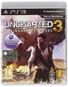 Uncharted 3: L'Inganno Di Drake (Drake's Deception) - Standard Edition