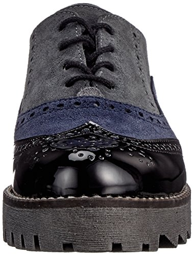 Femme Marc Derby Mehrfarbig Katy Combi Black Shoes PPqwF7Ct