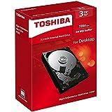 "Toshiba P300 3 To Disques internes (8,9 cm (3,5""), SATA)"
