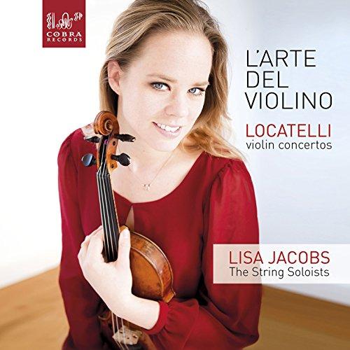 Locatelli Violin Concerto No 1: I. Allegro