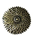 #10: Shivay Arts Metal Iron Flower Floral Wall Decor Wall Hanging