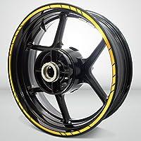 Velocidad exterior borde maletero rayas para Yamaha Fz09MT09Tracer